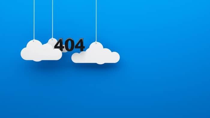 Atheist 404