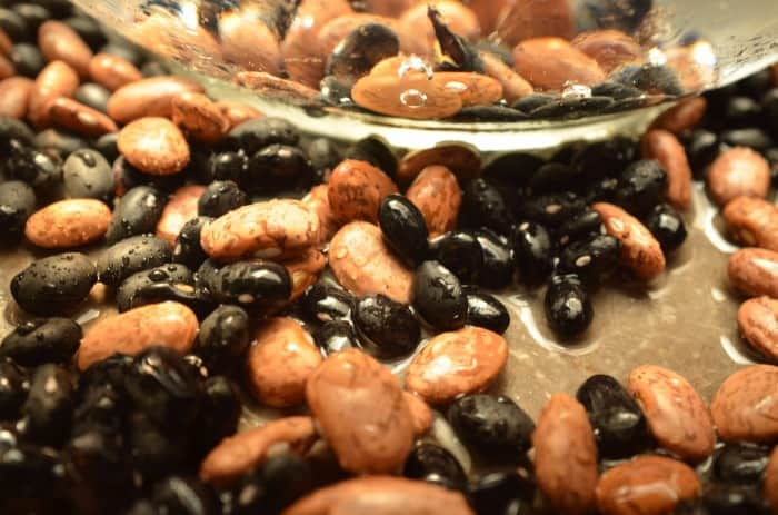 Black beans vs pinto beans - Cooking black beans and pinto beans