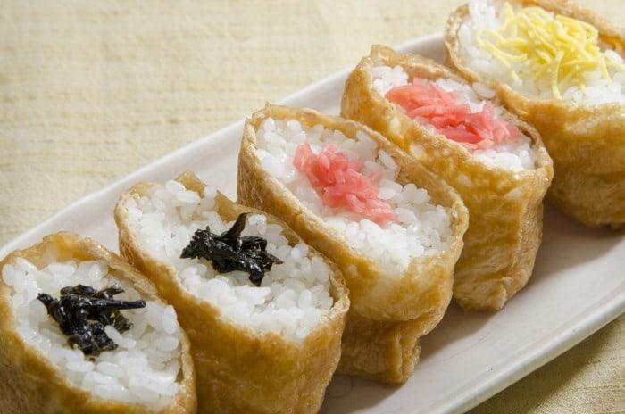 Inarizushi aka inari sushi