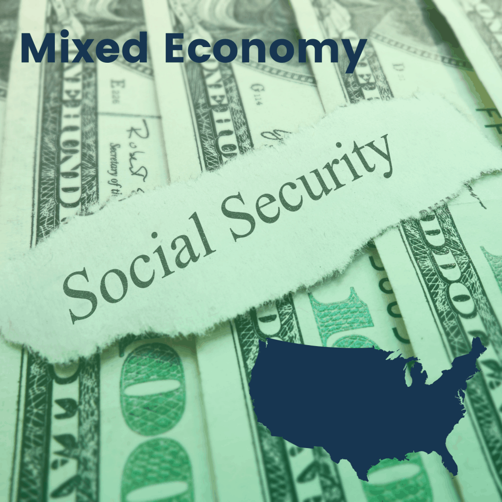Mixed Economy-USA