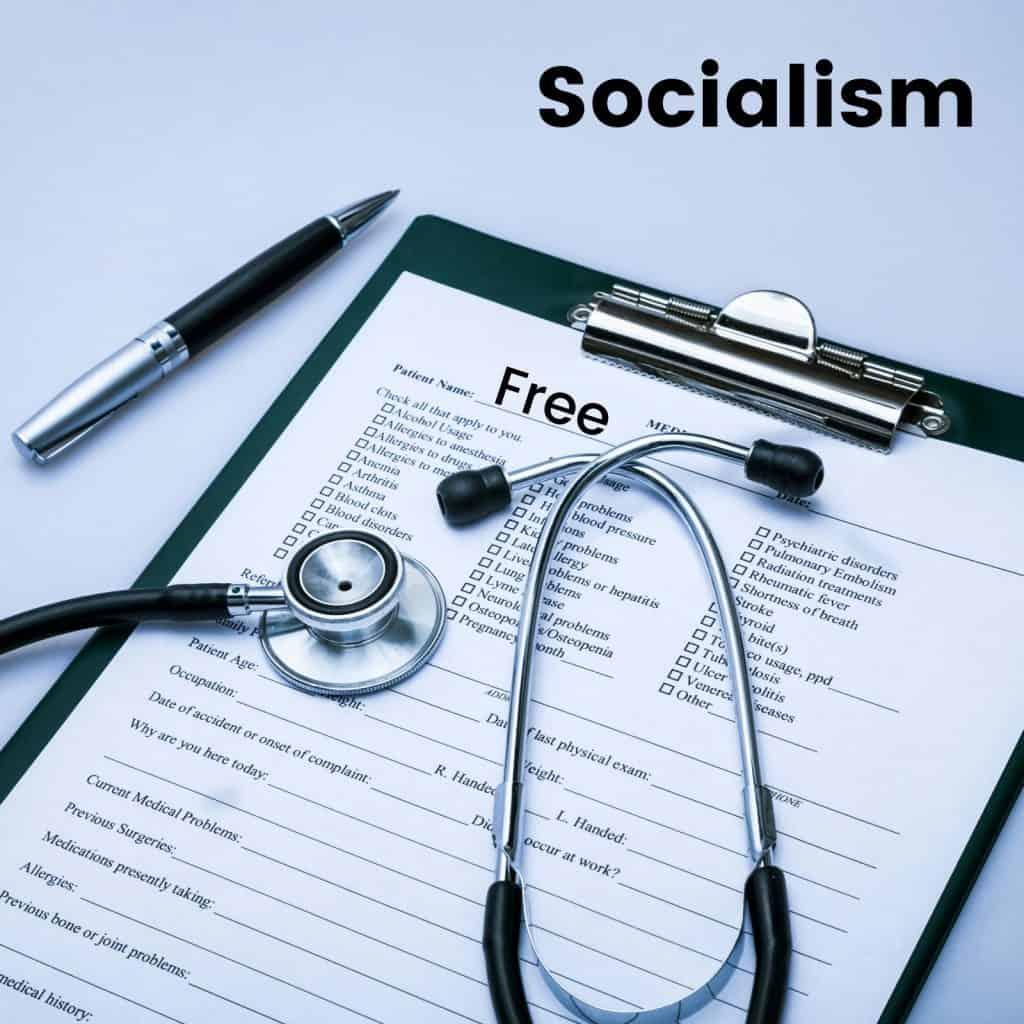 Socialism-Free Patient Form