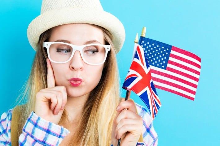 Toward American vs Towards British